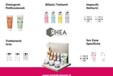 RHEA BODY: in esclusiva a Imola