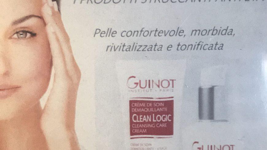 Detergenti Clean Logic Guinot