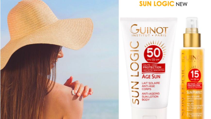 SUN LOGIC NEW ~ Guinot